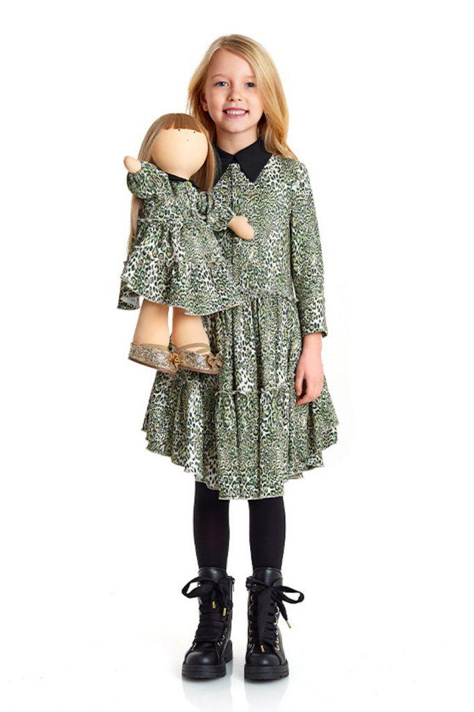Elisabetta Franchi la mia bambina mini-me winter 2020