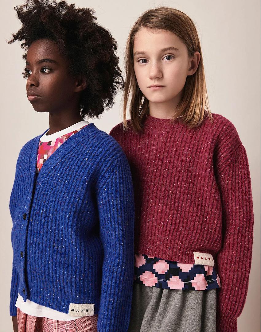 Milan Fashion Week Spring Summer 2021 and Marni Junior mini-me winter 2020