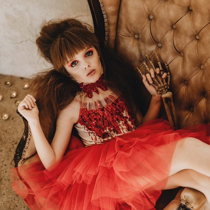Halloween 2020 Tutu Du Monde capsule collection