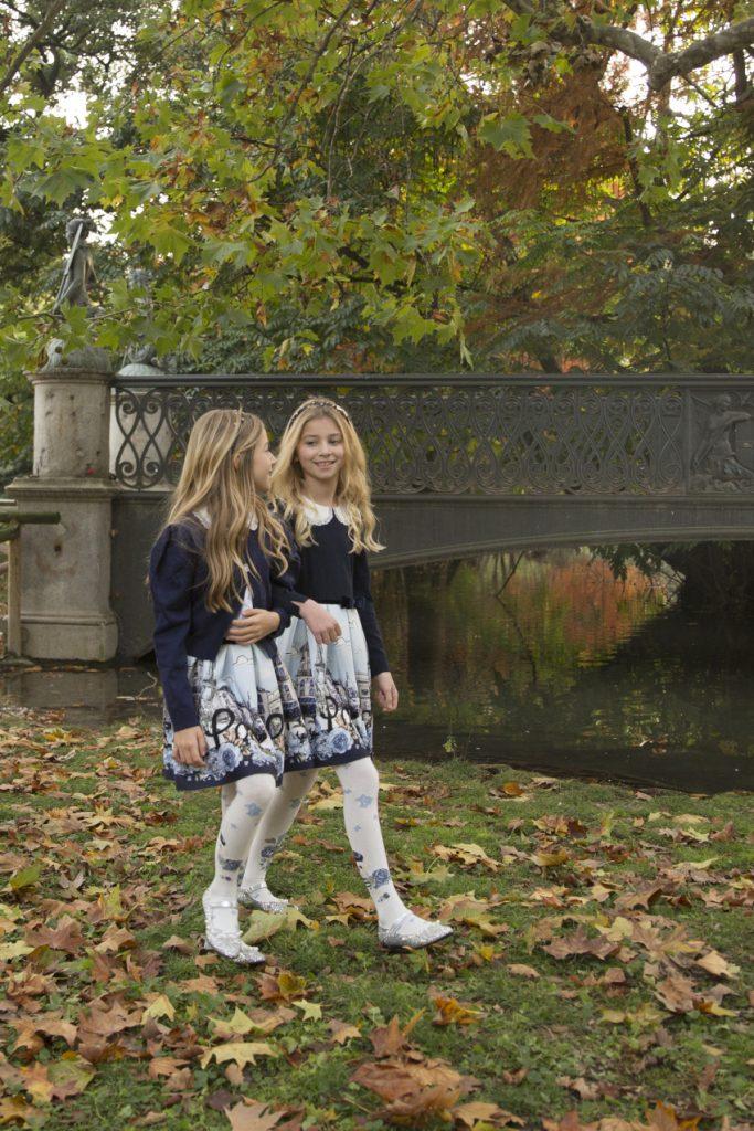 Autumn in Paris with Monnalisa