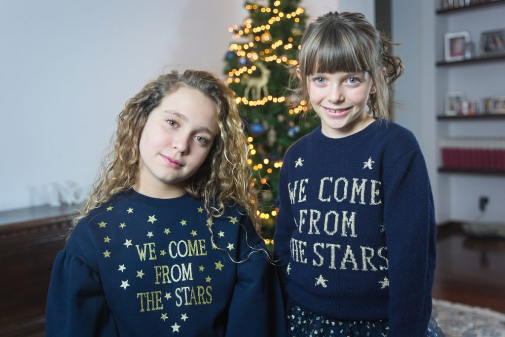 We come from the stars Alberta Ferretti Junior