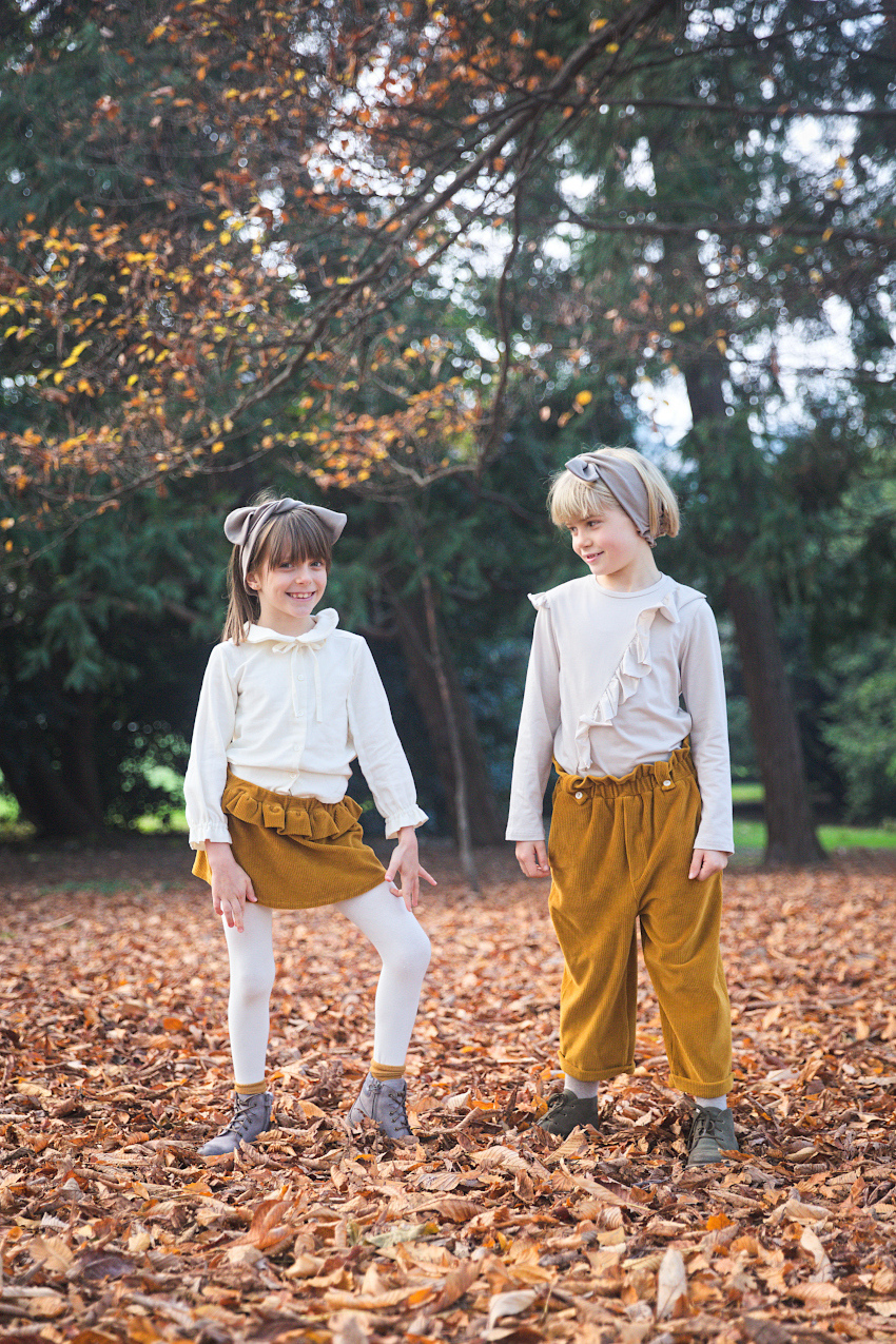 Unsigned Children Wearing fall winter 2020/2021 at Parco Sempione