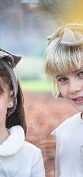 Unsigned Children Wearing at Sempione Park