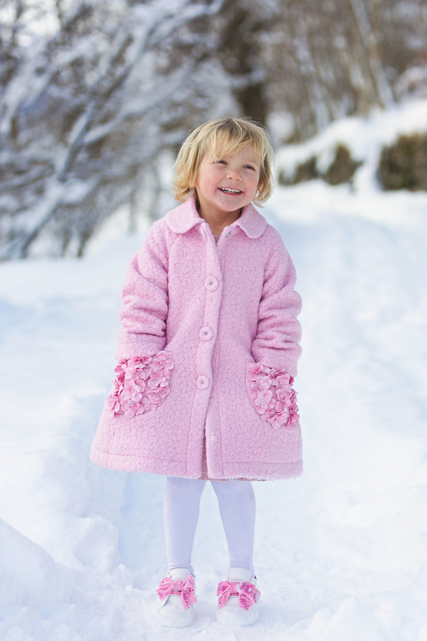 Fannice Kids Fashion blog Aurora in pink fall winter 2020/2021 collection