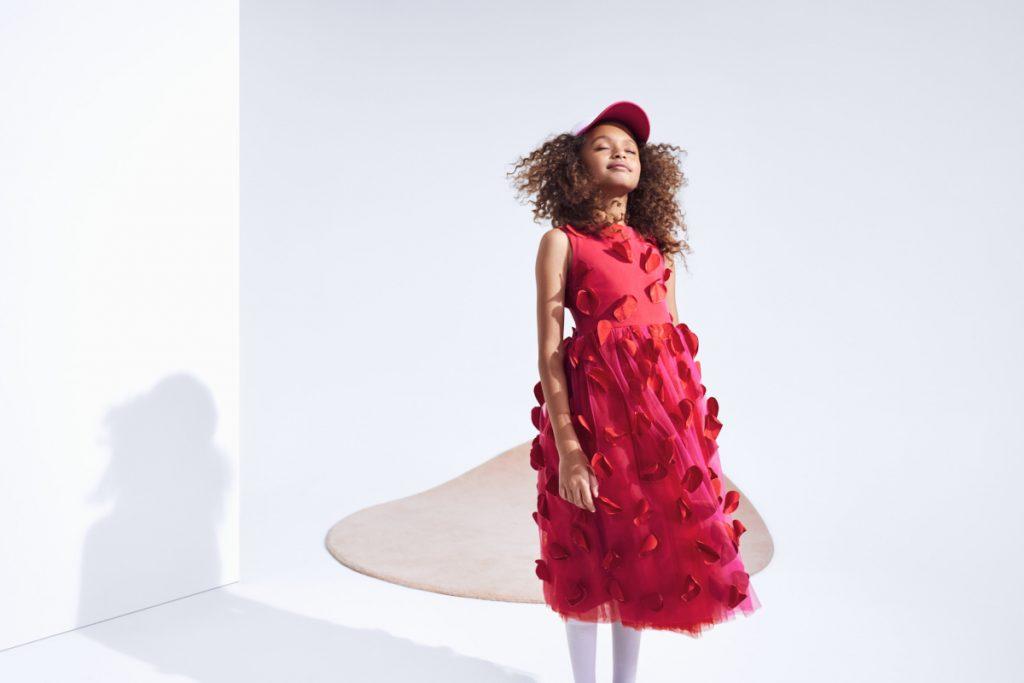 San Valentino 2021: la collezione primavera estate 2021 di Simonetta e i capi con i cuori di tendenza
