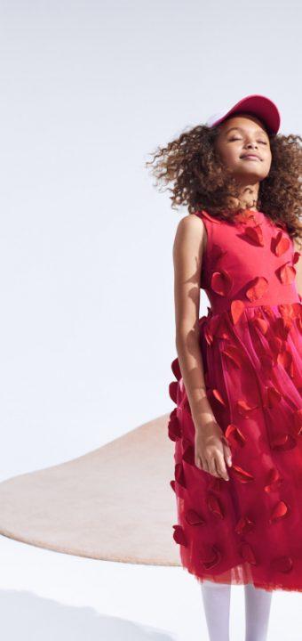 San Valentino 2021: cuori di tendenza moda bimbo