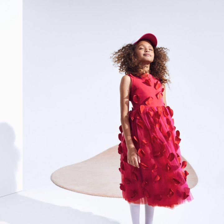 Valentine's day 2021 hearts trend kids fashion