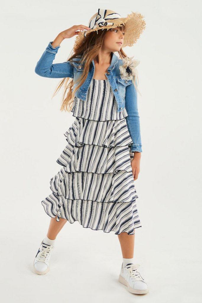 Kids Fashion Trends Stripe Elsy Spring Summer 2021