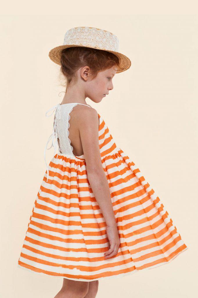 Kids Fashion Trends Stripe Mimisol Spring Summer 2021