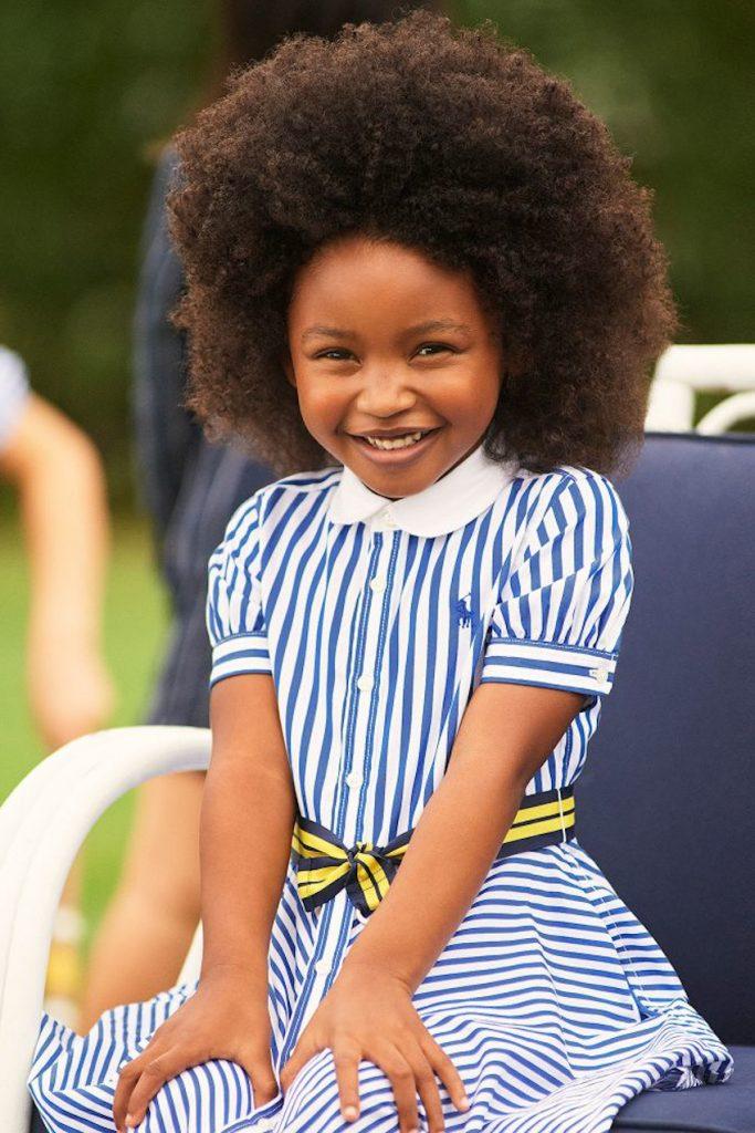 Kids Fashion Trends Stripe Ralph Lauren Spring Summer 2021