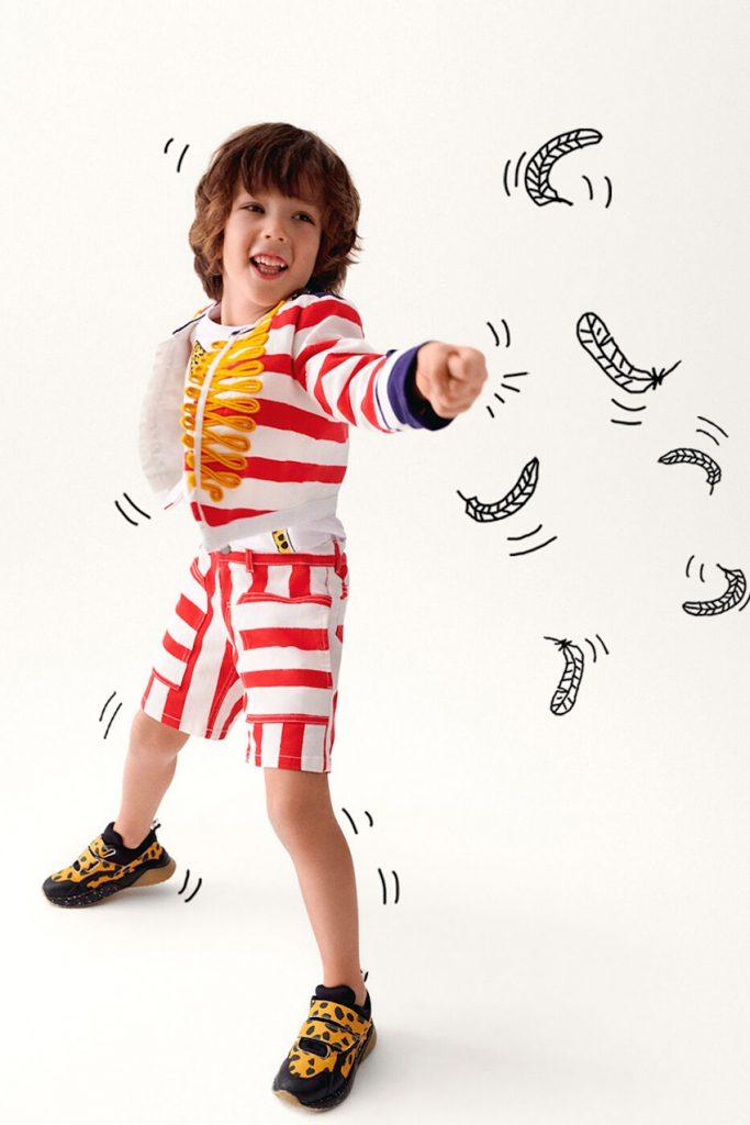 Kids Fashion Trends Stripe Stella McCartney Spring Summer 2021