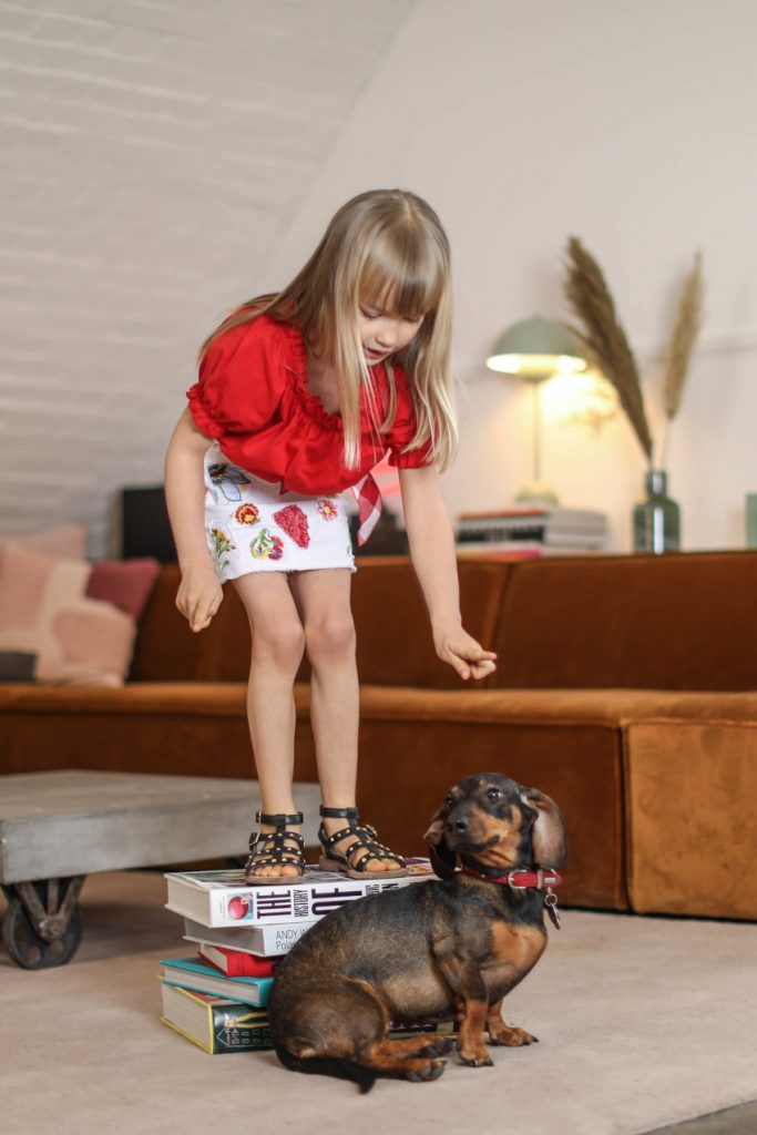 "brown sandals representing ""Homespun"" kids footwear trend"