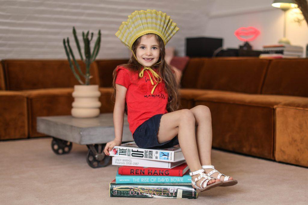 "Dianetti shoes spring summer 2021 white sandals representing ""Homespun"" kids footwear trend"