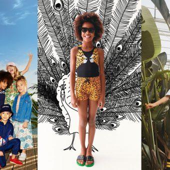 Mese della Terra 2021 moda bimbo sostenibile