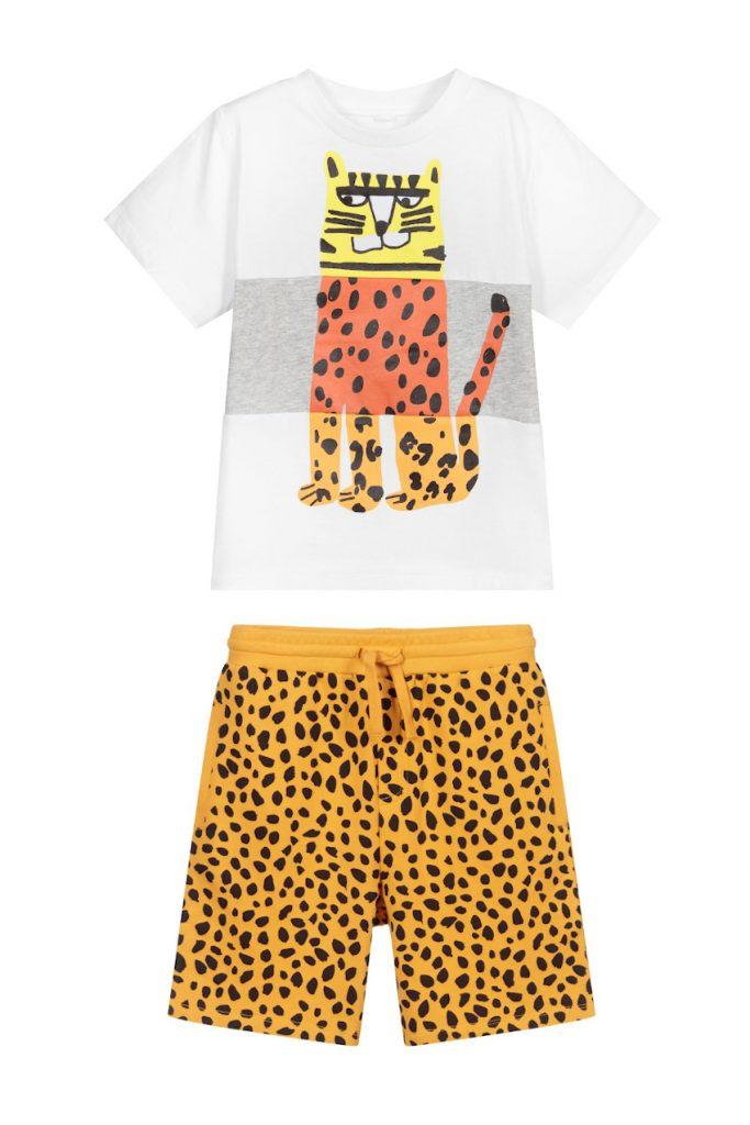Earth month 2021 Stella McCartney cheetah print
