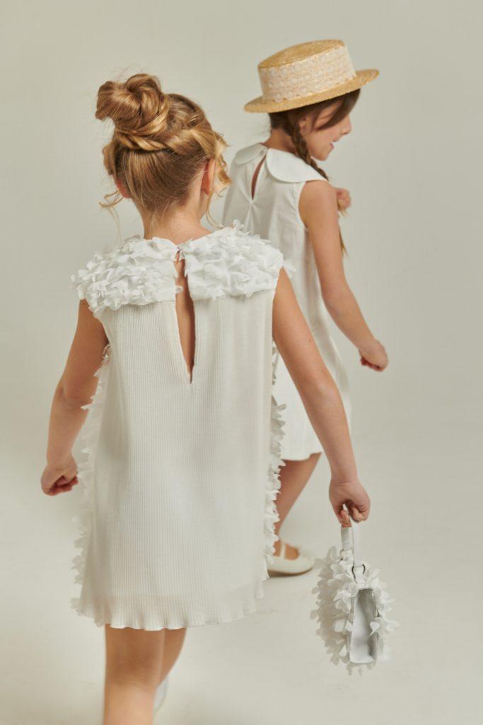 Mimisol white dresses for summer 2021