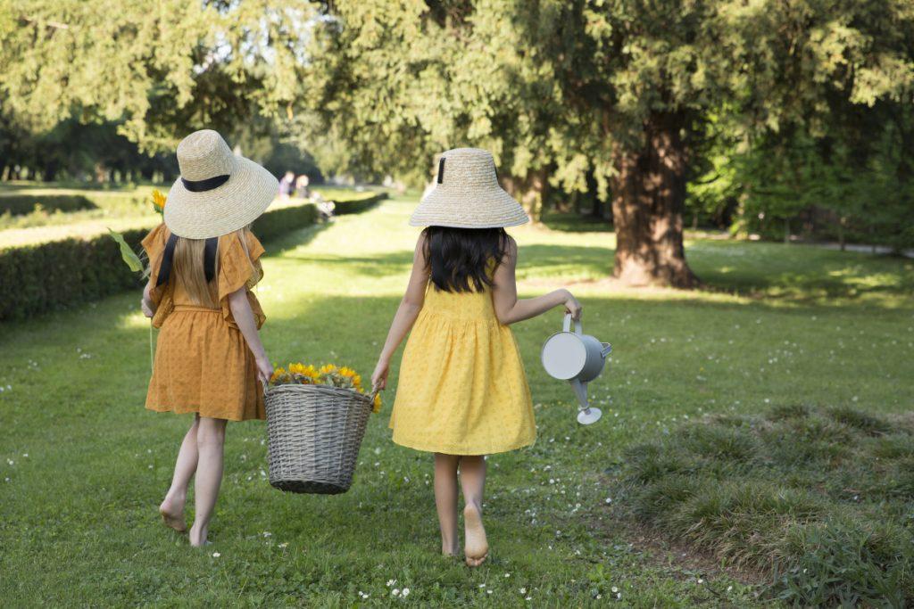 Abitini gialli di Alitsa Primavera Estate 2021
