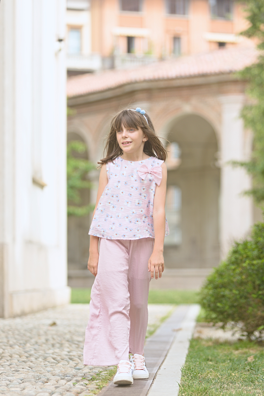 Alice in Malvi spring summer 2021 and Morelli shoes