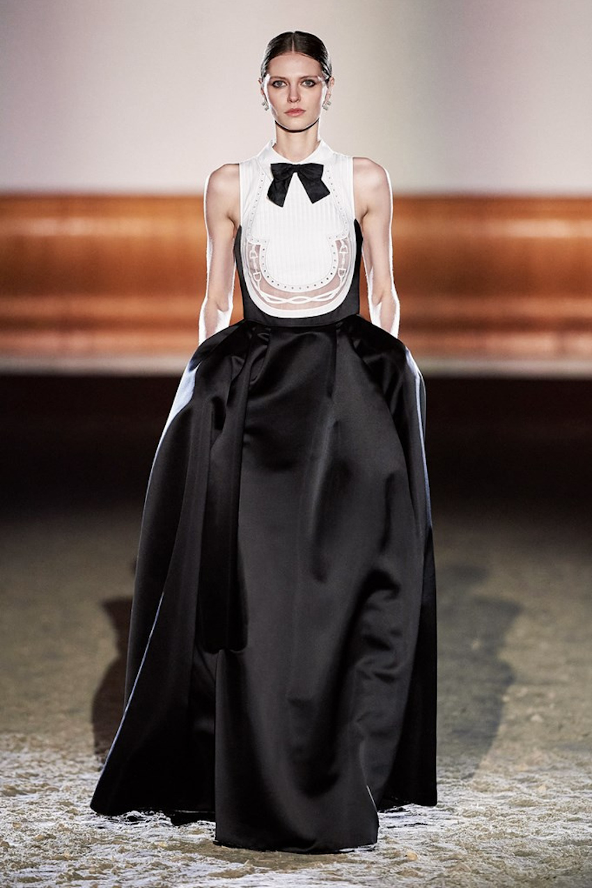 Elisabetta Franchi fall winter 2021/2022 Milan Fashion Week Spring Summer 2022