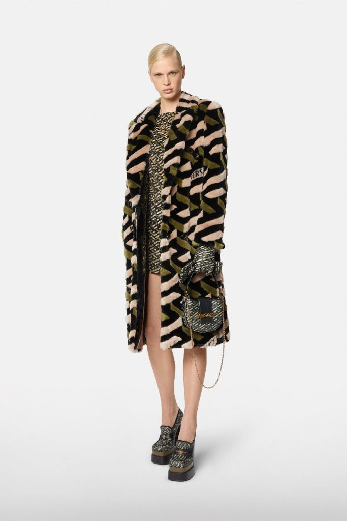 Versace fall winter 2021/2022 mini-me