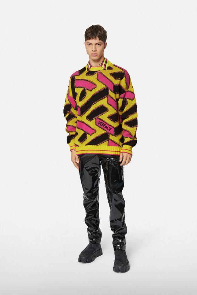 Versace Kids fall winter 2021/2022 mini-me